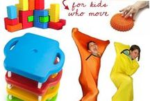 SENS-ATIONAL KIDS / Sensory activities and tools for kids to use at  home and school