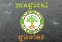magical quotes
