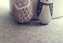 Stuff to make / Crafty loveliness that I want to make, either for the home, for myself, or with my kids.