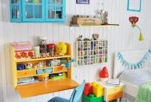 House stuff - childrens' rooms