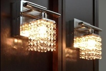 Fresh Lighting Looks / Don't know a pendant from a chandelier? Or are you an incandescent expert? We can show you the light.