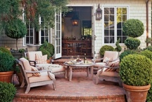 The Great Outdoors / Pools, porches, and landscaping to inspire / by Kari