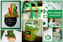St Patricks day / There is nothing better than celebrating the holidays in style. Here are some of Blissful and Domestic's favorite St. Patrick's Day recipes, tutorials, tips, and tricks!  Find more crafts, recipes, menu plans, tips, and tricks on www.blissfulanddomestic.com / by Danielle-Blissful & Domestic