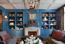 Color of the Month / Our editors' favorite colors this month. / by HGTV