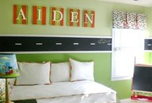 HGTV Kids' Rooms / Discover amazing kids' room and nursery designs, decorating ideas and clever storage solutions. / by HGTV