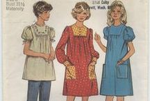 sewing patterns / by hodge podge farm