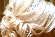 Wedding Hair and Accessories / A bride's hair should complement her gown, not compete with it. The formality of your outfit is key and should dictate the direction you go with your hair.  Dream Wedding and Event Planners has talented makeup artists and hairdressers that will come to you on your special day.  See our website at www.DreamWeddingPlanners.com and call us at 734.582.0200 for a complimentary consultation.