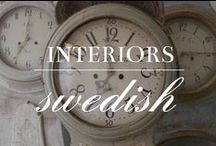 Interior Design: Swedish / by Meranda Devan