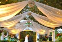 Lieux de réception de mariage / Quelques idées de lieux de réception pour votre mariage... / by Occasion du Mariage ODM