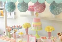 party on! / Party ideas, do it yourself, and fabulousness! DIY + Style