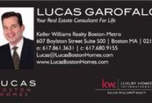 Business Card Design - Real Estate / Examples of business cards we have designed for our clients.