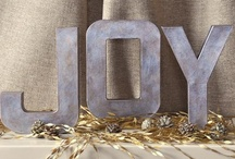 Christmas Decorating / Get a head start on the holidays; craft your own handmade gifts, cards, ornaments and decorations.