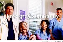 Grey's Anatomy / by Morgan Acevedo