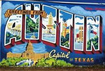 Life in Austin / Everything Austin, Texas or surrounding area related. / by Suzanne Eisenhauer