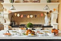 Easy Thanksgiving / Create a stress-less feast with simple recipes and beautiful decorating ideas from HGTV. It's easier than you think!