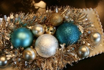 Simple Handmade Christmas / Money-saving DIY ideas for stylish holiday decorating and personalized gifts everyone will love.