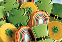 Luck of the  Irish / My Grandparents immigrated from ireland and I enjoy all things irish / by Barbara Schmid