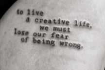 Tattoos  / 'Covering yourself in ink to represent situations, emotions and feelings'