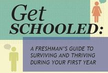 College bound / My daughter is graduating and heading off to college-tips and tricks to get her ready / by Barbara Schmid