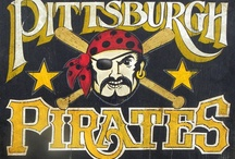 Boys of Summer- Pittsburgh Pirates / Summer is not complete without rooting on the Buccos at beautiful PNC Park / by Barbara Schmid