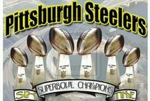 Boys of Fall-Pittsburgh Steelers and Pitt Panthers / Can not live in Pittsburgh with out rooting on our Steelers and Pitt Panthers! / by Barbara Schmid