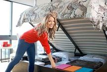 The High/Low Project / HGTV's Sabrina Soto proves that cheap really can be chic. Check out some of her best low-cost replicas of high-end rooms.
