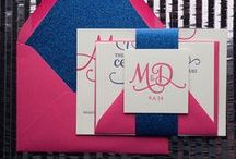 Trendy Wedding Invitations by Just Invite Me / WWW.JUSTINVITEME.COM  Amazing Wedding Invitations + Stationery by Just Invite Me. Digital, letterpress and foil stamping are available! Follow us to stay on top of our super sales!