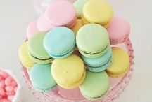 macarons / For the love of macarons (french style) #macarons #macaroons