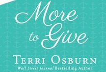 MORE TO GIVE - Anchor Book 4 / Book 4 in the Anchor Island Series