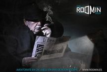 ROOMIN | Escape Room in Barcelona / Una juego de Escape Room en vivo (Escape the Room)