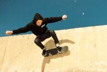 Concrete Cowboys / @junkyardsports / Skateboarding / www.junkyard.com