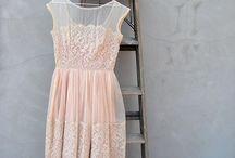 Colours/inspiration for Bridesmaids