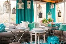 HGTV Spring House / Our design team has been hard at work getting HGTV Spring House ready for the season — both indoors and out. From the party-perfect deck to the airy, open kitchen, we're ready to infuse your home with inspiring ideas that will take you all the way through summer. / by HGTV