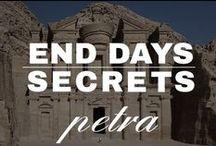 End Days Secrets - Petra / by Meranda Devan