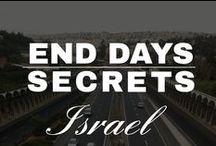 End Days Secrets- Israel