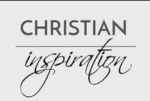 BEST Christian Inspiration / by Meranda Devan