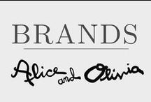 Brands - Alice + Oliva