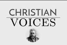 Best Christian Voices- Charles Spurgeon / by Meranda Devan