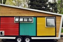 Tiny Houses / Ready to downsize and live the tiny house lifestyle? Get inspiration here. / by HGTV
