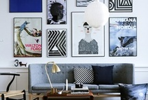 Interior love / Beautiful interior design. Homes I'd like to live in.