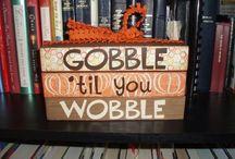 Gobble Gobble! / by Lexi Larsen