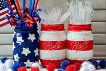 Fourth of July! / by Lexi Larsen