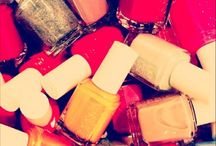 nail polish obsession / by Allie Meares