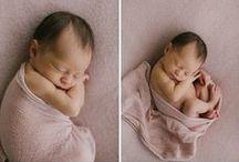 Inspiration - Neugeborenenfotos / Inspirationen zur Neugeborenenfotografie