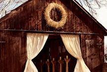 Shacks, barns / Shacks amd barns