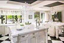 Interior Design Kitchens / Interior Design Kitchens / by Kathryn Myrick @   K Rossi & Company