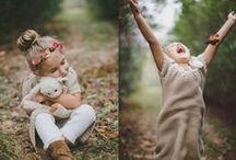 Inspiration - Kinder- und Familienfotos / Inspirationen zur Kinder- und Familienfotografie