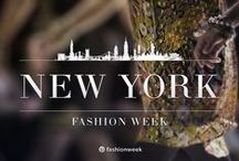 New York Fashion Week / Zoya is the new color of Fashion!