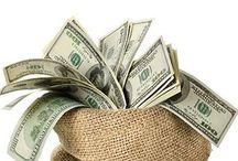 saving money!! / by Tina Mudong