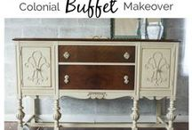 Painted furniture / examples of painted furniture